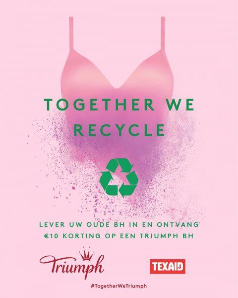 Triumph Recycle promo